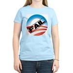 Obama Fails Women's Light T-Shirt
