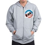 Obama Fails Zip Hoodie