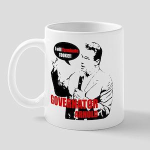 Arnold will terminate tookie Mug