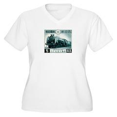 1942 Japanese Railroad T-Shirt