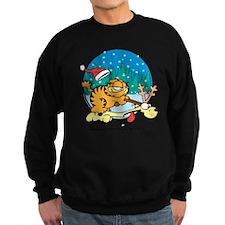 Odie Reindeer Sweatshirt (dark)