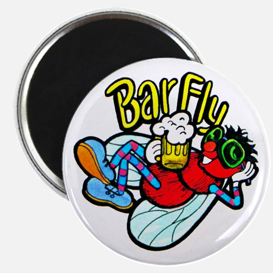 Bar Fly Magnet