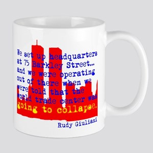 WTC is Going to Collapse Mug