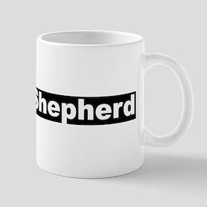 """German Shepherd"" Mug"