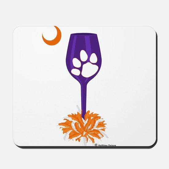 Tipsy Tiger Mousepad