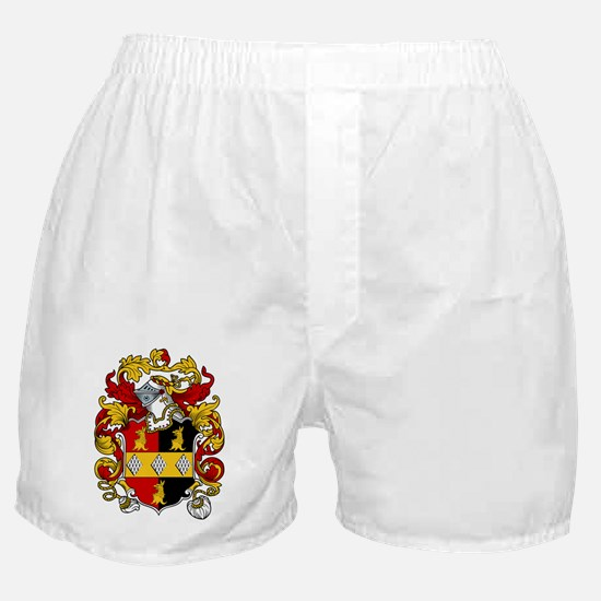 Brothers Coat of Arms Boxer Shorts