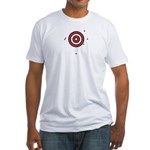 Target Practice Fitted T-Shirt (2 SIDED)