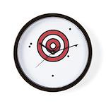 Target Practice Wall Clock
