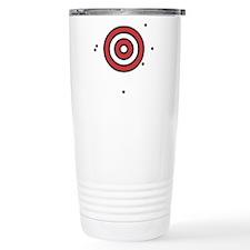 Target Practice Stainless Steel Travel Mug