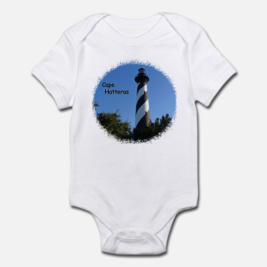 Cape Hatteras Lighthouse Infant Bodysuit