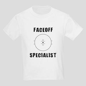 Faceoff Specialist Kids Light T-Shirt