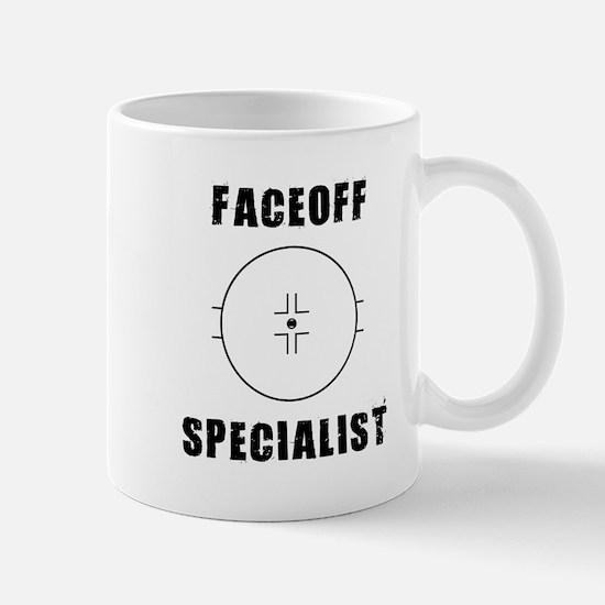 Faceoff Specialist Mug
