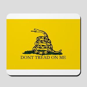 Conservative Gadsden Rattlesnake Mousepad