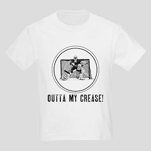 Outta My Crease Kids Light T-Shirt