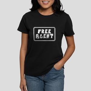 Free Agent Women's Dark T-Shirt