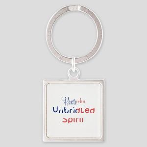 Kentucky Unbridled Spirit Keychains