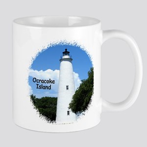 Ocracoke Lighthouse Mug