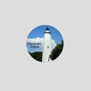 Ocracoke Lighthouse Mini Button