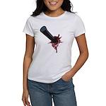 Halloween Costume with Scar Women's T-Shirt