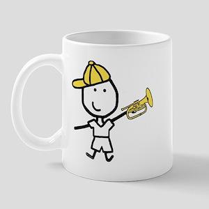 Boy & Mellophone Mug