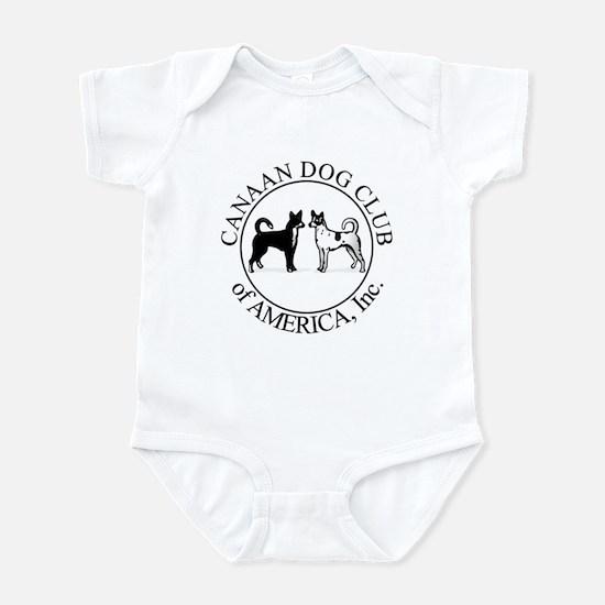 Canaan Dog Club of America Lo Infant Bodysuit