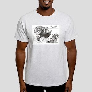 rocky moutain big horn sheep copy T-Shirt