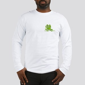 Frog - See No Evil! Long Sleeve T-Shirt