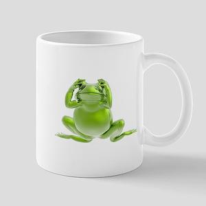 Frog - See No Evil! Mug