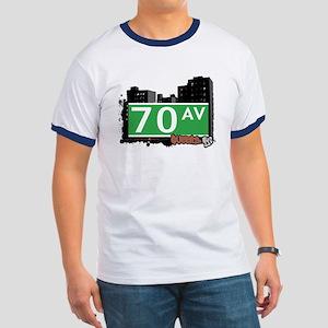 70 AVENUE, QUEENS, NYC Ringer T