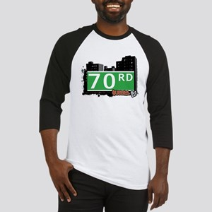 70 ROAD, QUEENS, NYC Baseball Jersey