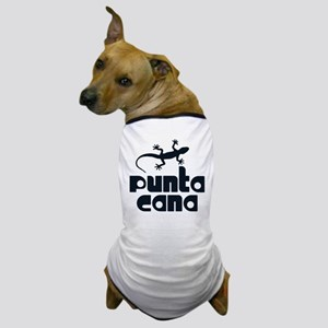 Punta Cana Gekko Dog T-Shirt