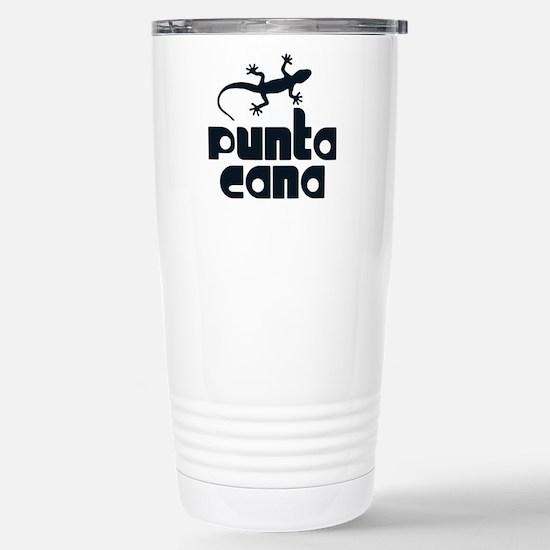 Punta Cana Gekko Stainless Steel Travel Mug