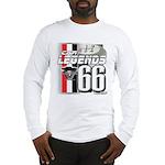 1966 Musclecars Long Sleeve T-Shirt