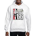 1966 Musclecars Hooded Sweatshirt