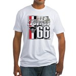 1966 Musclecars Fitted T-Shirt
