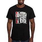 1966 Musclecars Men's Fitted T-Shirt (dark)