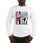 1967 Musclecars Long Sleeve T-Shirt
