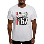 1967 Musclecars Light T-Shirt