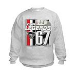 1967 Musclecars Kids Sweatshirt