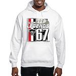 1967 Musclecars Hooded Sweatshirt