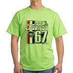 1967 Musclecars Green T-Shirt