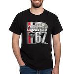 1967 Musclecars Dark T-Shirt