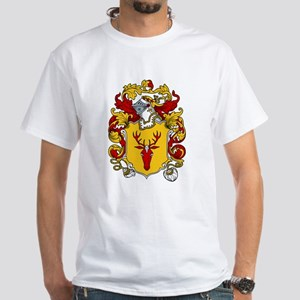 Calder Coat of Arms White T-Shirt