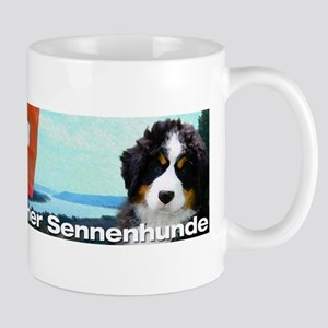 Swiss Berner Puppy Mug