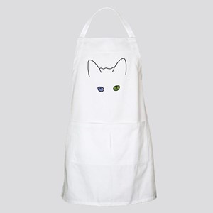 Spirit Cat BBQ Apron