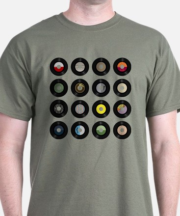 Records T-Shirt