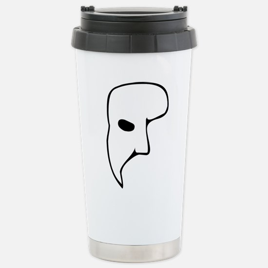 Phantom of the Opera Stainless Steel Travel Mug