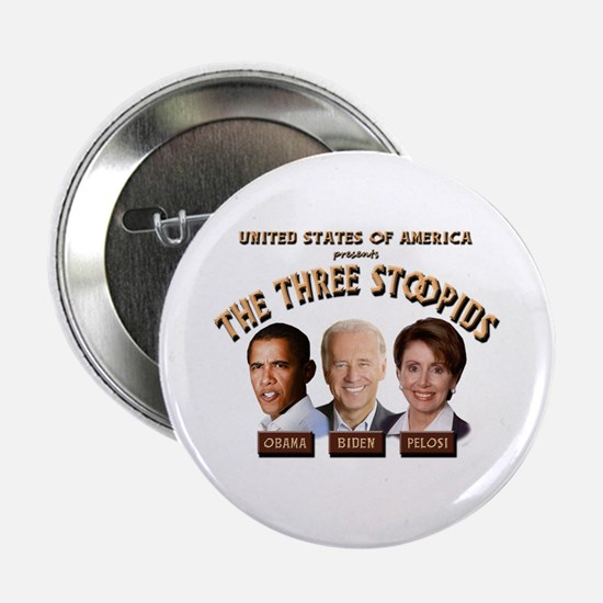 "The Three Stoopids 2.25"" Button"