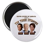 """The Three Stoopids 2.25"""" Magnet (10 pack)"""