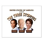 The Three Stoopids Small Poster